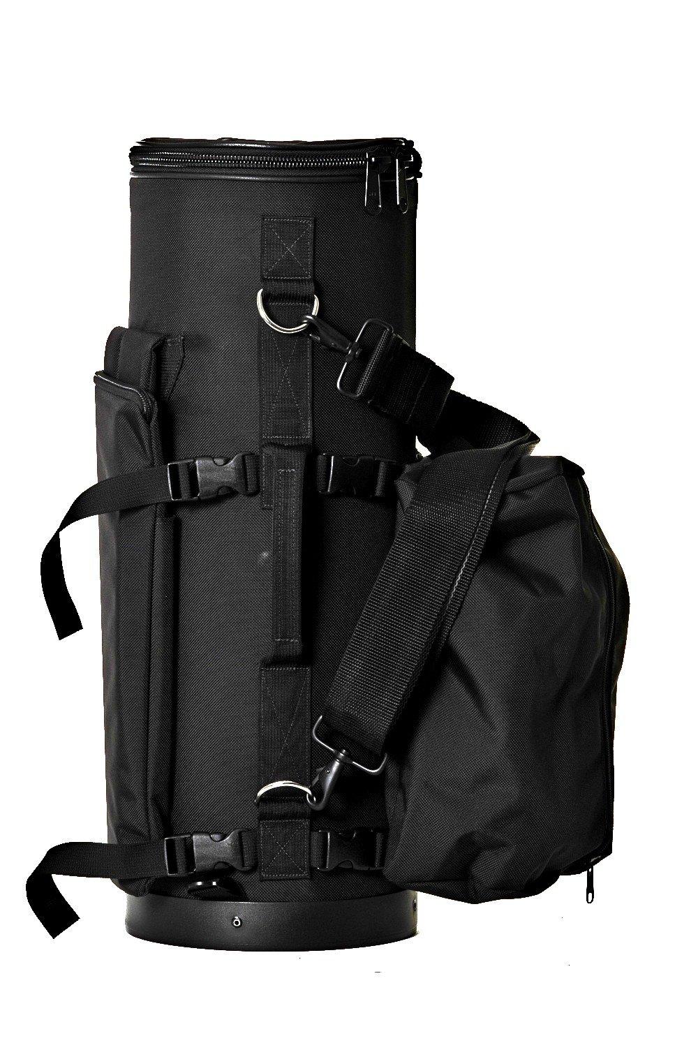 Torpedo Bag Classic (Black Nylon)