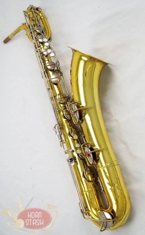 Used Conn 12M Bari Saxophone