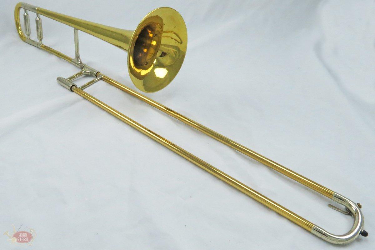 Used Conn 38H Connstellation Tenor Trombone (Elkhart)
