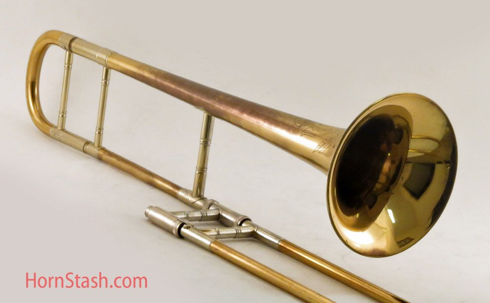 Used Conn 4H Tenor Trombone