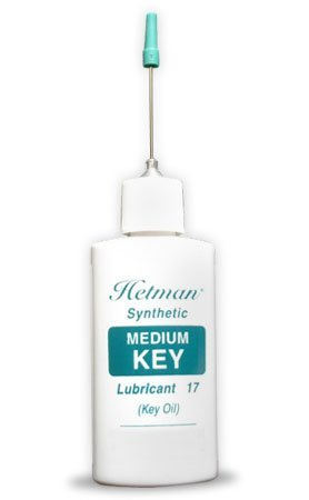 Hetman Medium Key Oil #17