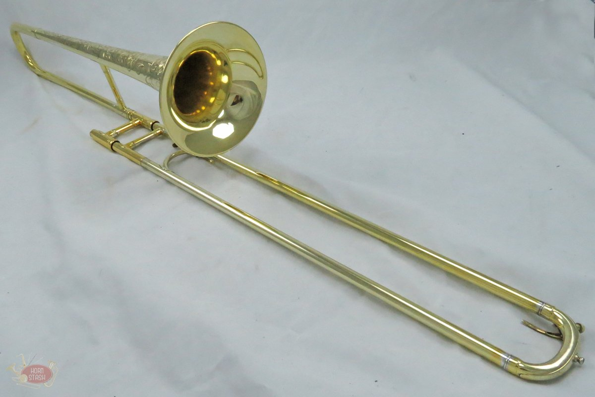 Used Olds Model L Tenor Trombone (Early 1920s - Los Angeles)