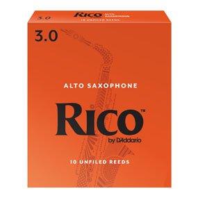 Rico Alto Sax Reeds (10/box)