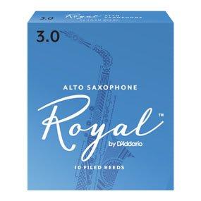 Rico Royal Alto Sax Reeds (10/box)