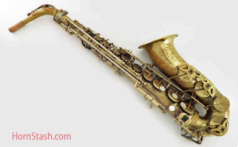 Selmer Mark VI Alto Sax - Used