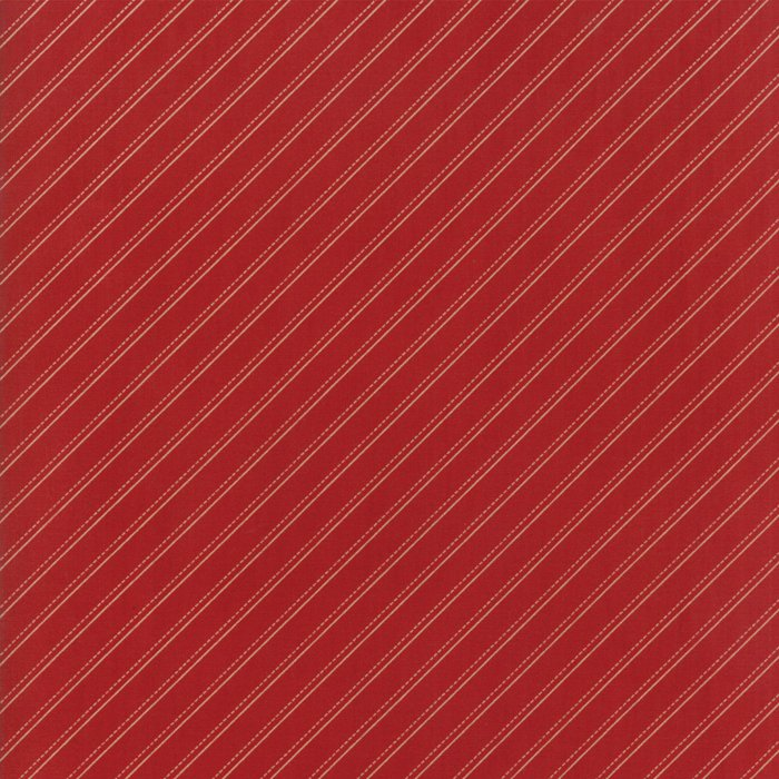 Farmhouse Reds by Minick & Simpson - Dark Red - 14853-11 - 1 1/3 yds