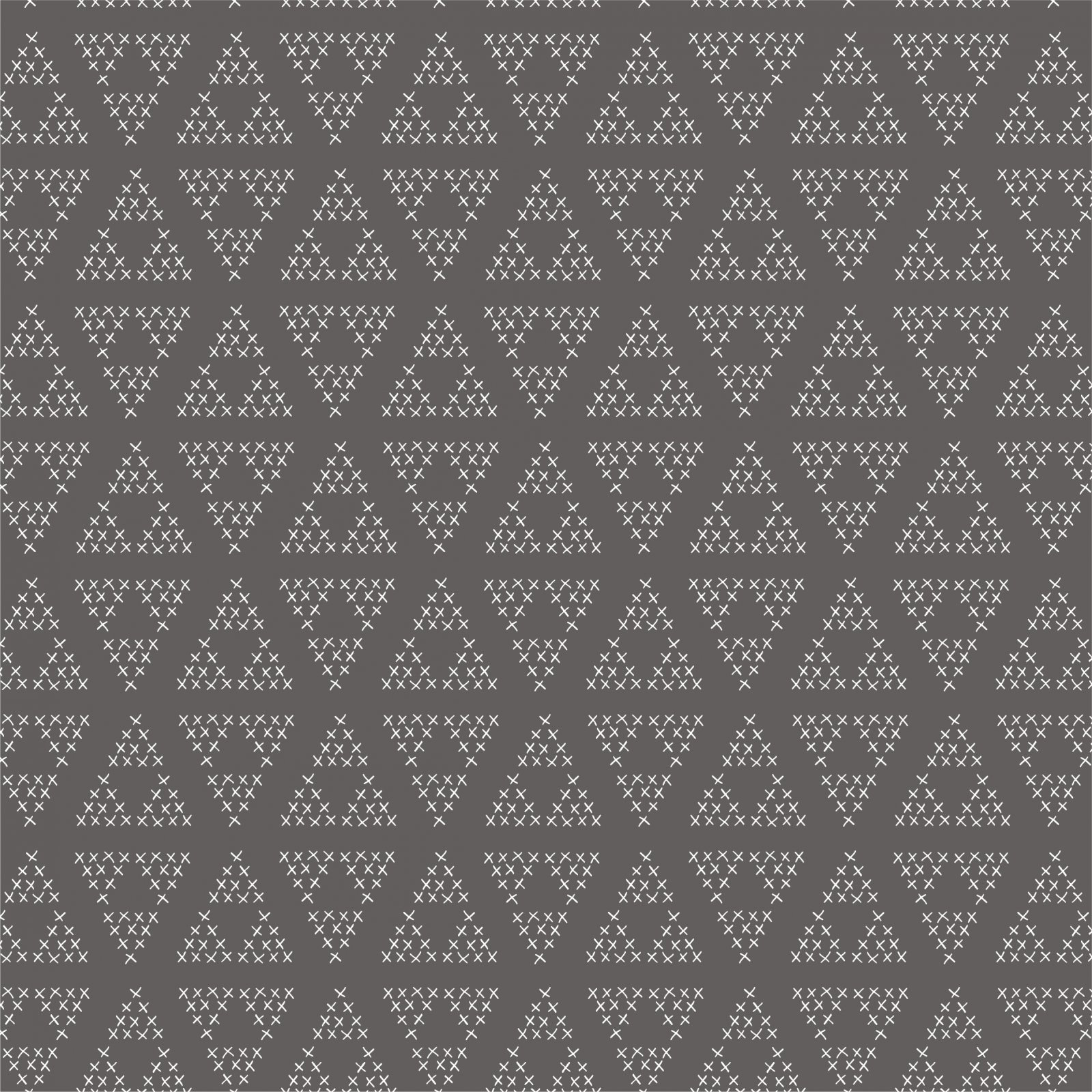Cross Stitch - Grey 18505 -GY