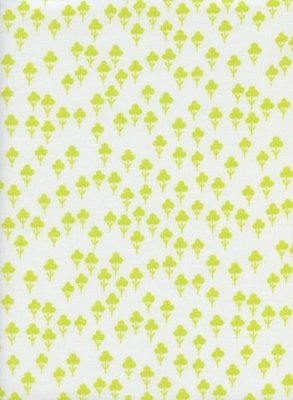 Front Yard - Clovers - Yellow 2073_01 - 1 yd