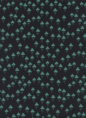 Front Yard - Clovers - Teal 2073_02