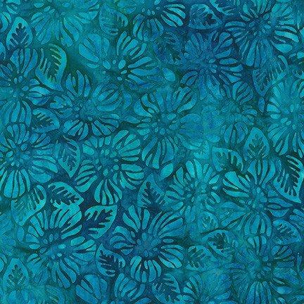 Garden Style Batiks- amd-20057-71 - Lagoon