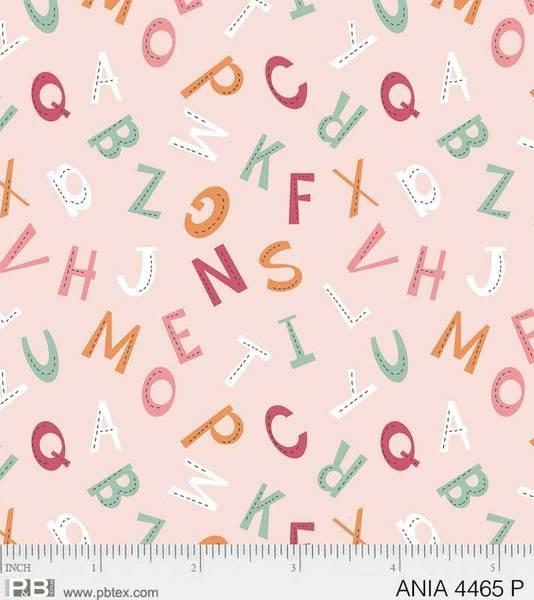 Animal Alphabet - ANIA 4465 P