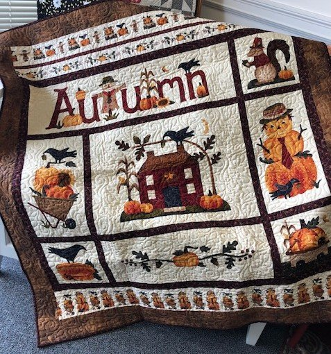 Buttermilk Basins Autumn  Kit