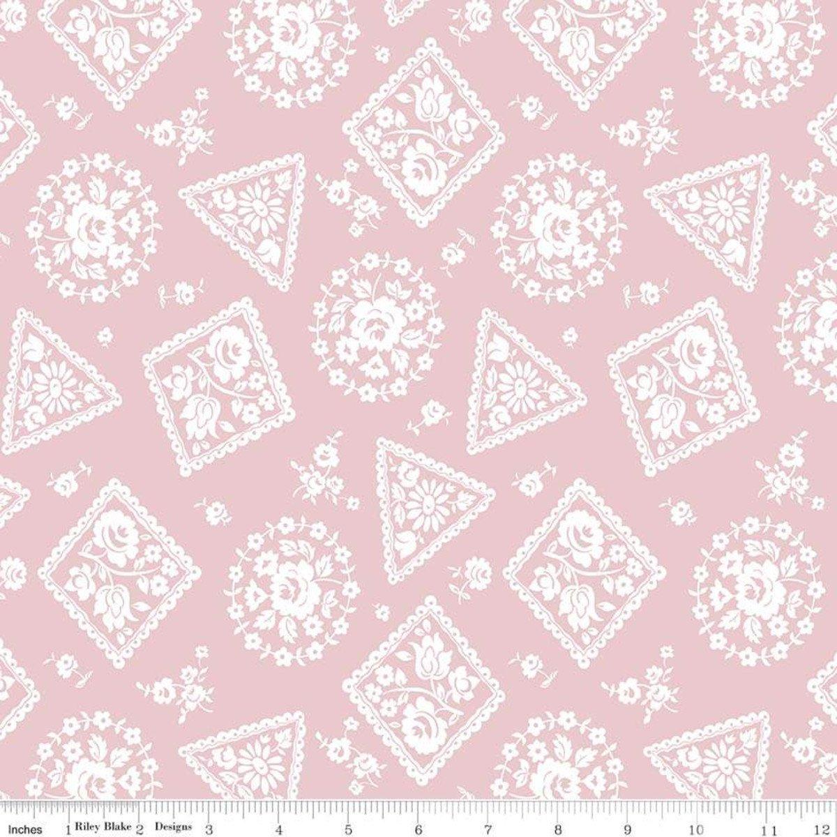 Majestic Stamp Pink- c8143