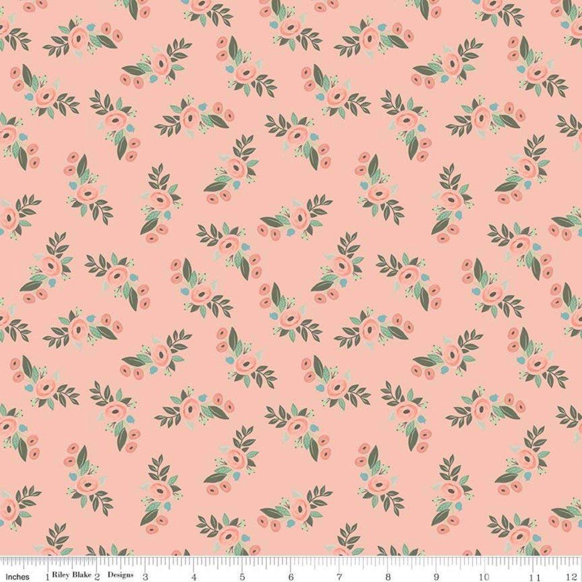 Bliss Floral Blush - c8161