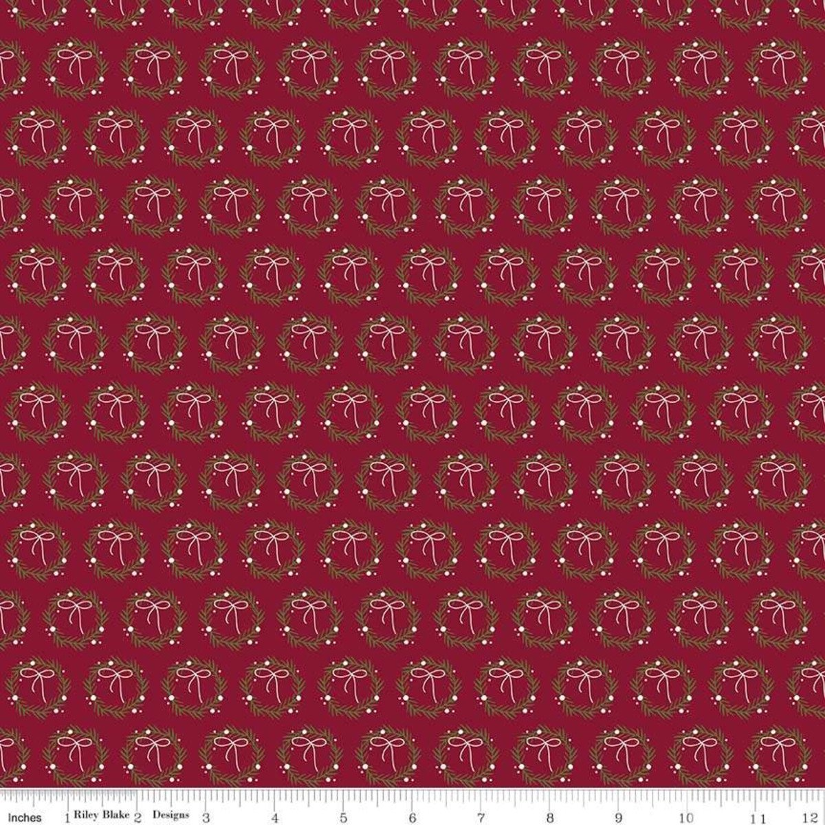 Winterberry Wreaths Red