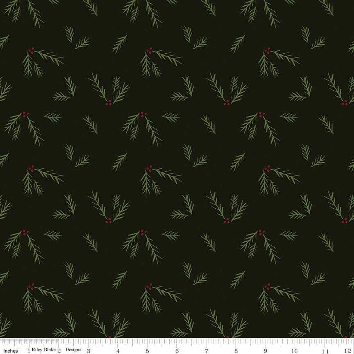 Winterberry Sprigs Black