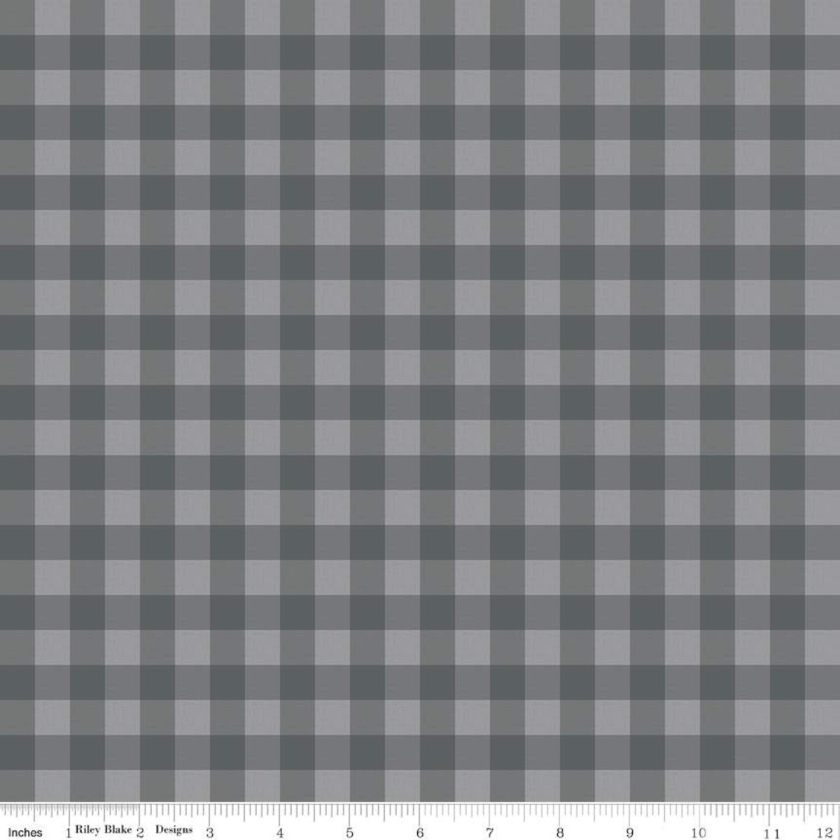 Homestead Life Gingham C9452-Gray