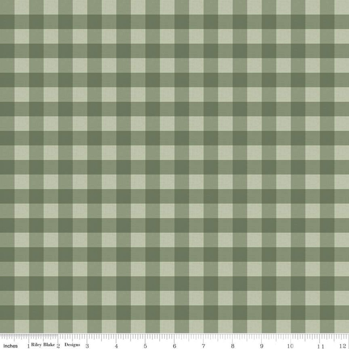 Homestead Life Gingham C9452-Green