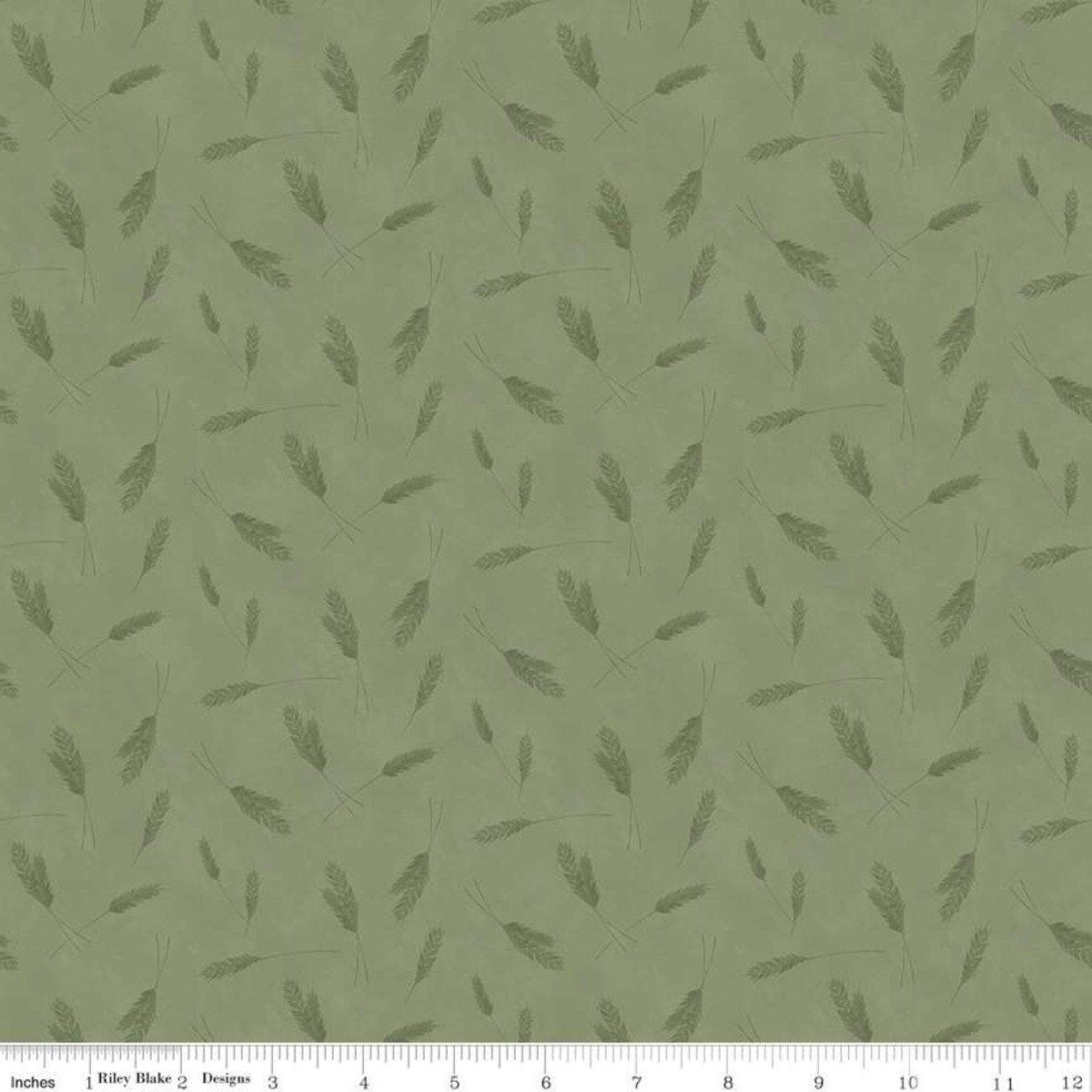 Homestead Life Wheat C9453-Green