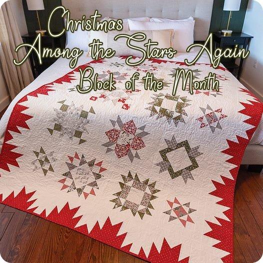 Christmas Among the Stars Again BOM