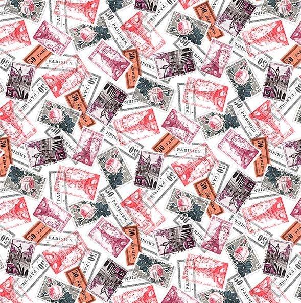La Parisienne - Letters From Afar Red CX9220-REDX-D