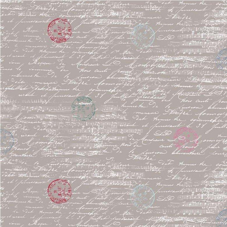 La Parisienne Travel Notes Gray CX9223-GRAY-D