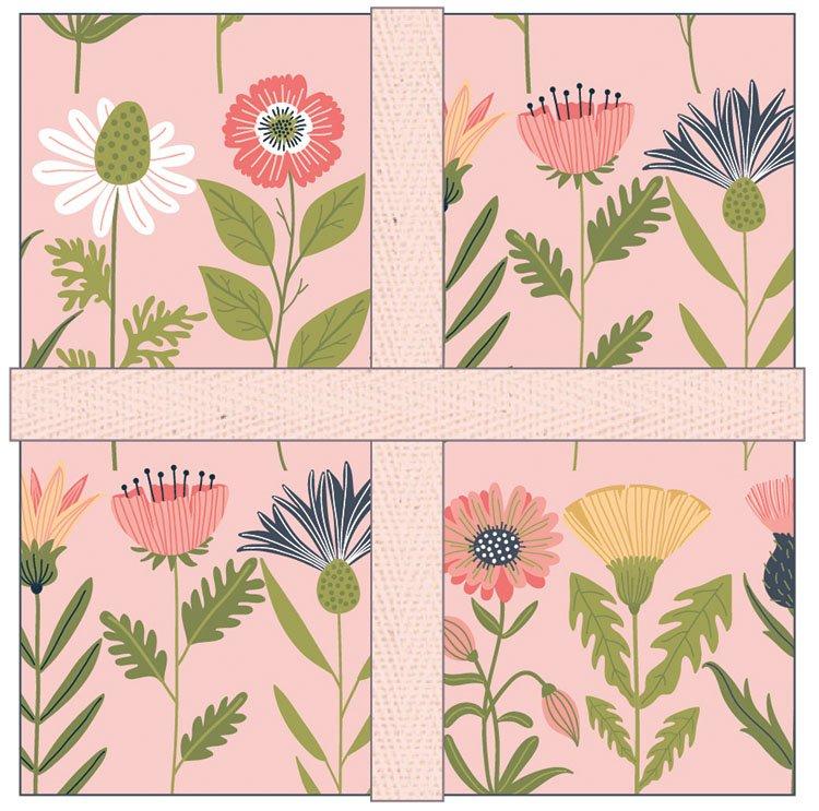 Daisy Mae  5 Squares DM20123