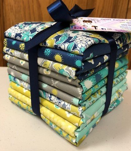 Flour Garden Fat Quarter Bundle