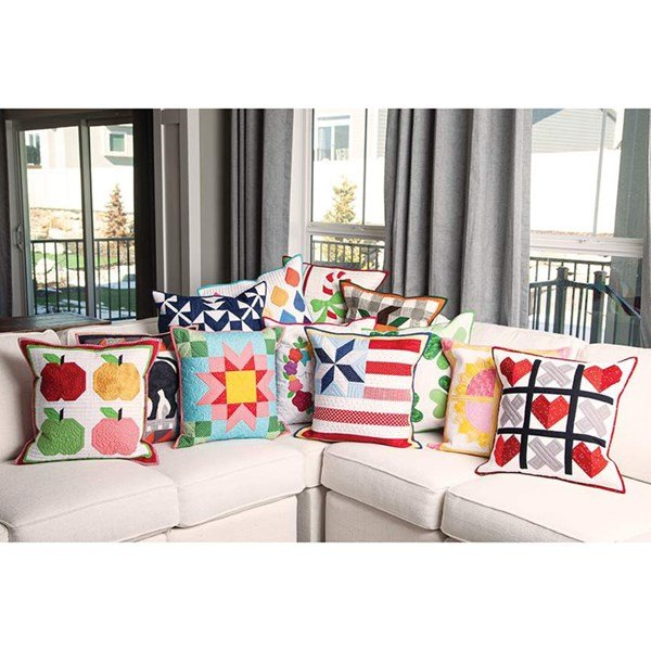 Pillow Kit of the Month by Riley Blake