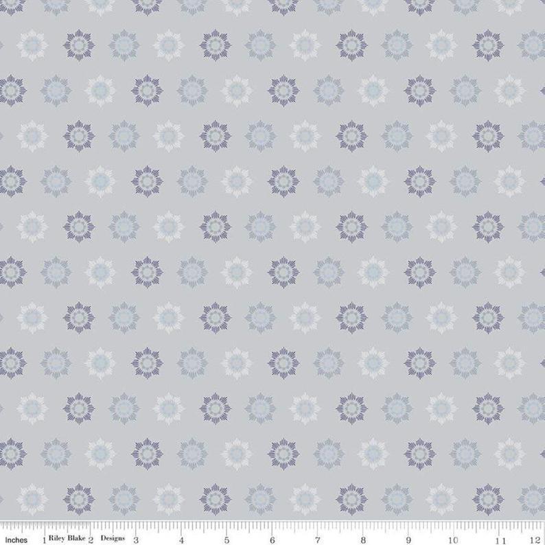 Something Borrowed Circles Gray C8422