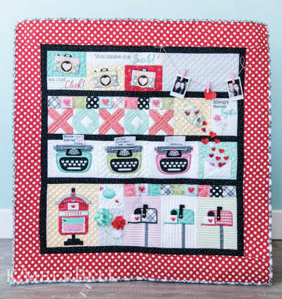 Love Notes Kit by Kimberbell