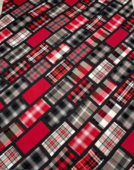 Cobblestone Kit - Red Colorway