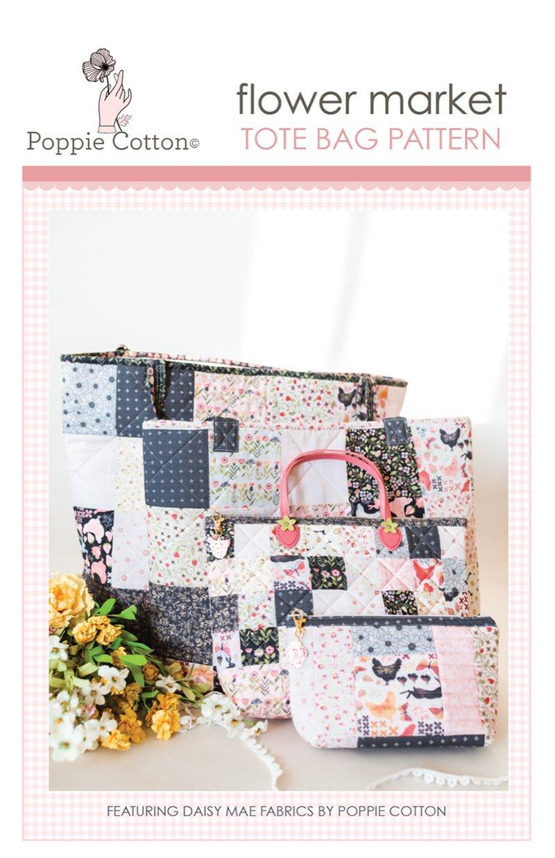 Market Tote Bag Pattern PC1942
