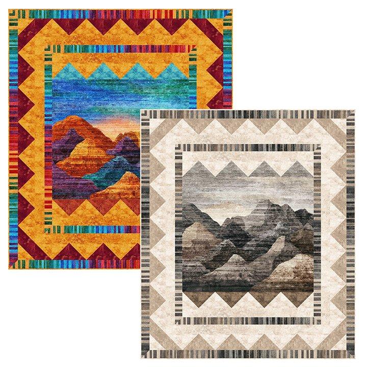 Mountain Vista Pattern PTN2575 10