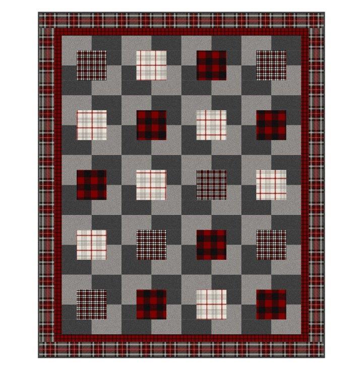 WEST CREEK Pattern PTN2748-10