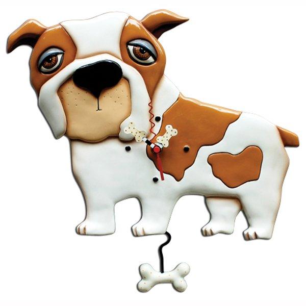 Clock - Spike the Dog by Allen Designs