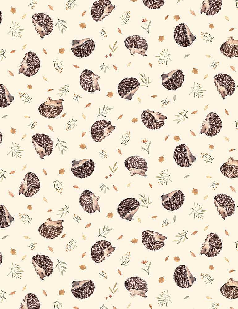 Little Fawn DP STELLA-DNS1909-CREAM Hedgehogs