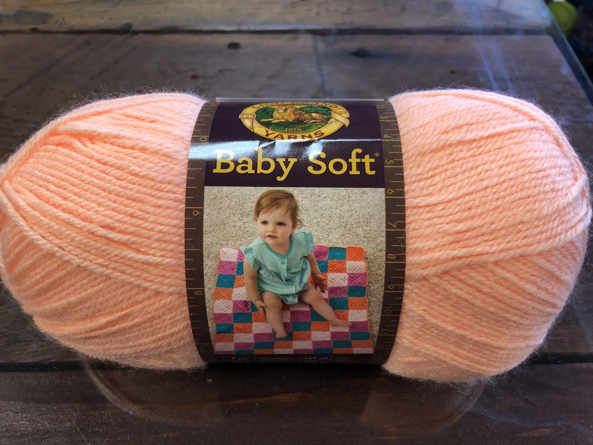 5oz Creamsicle Baby Soft