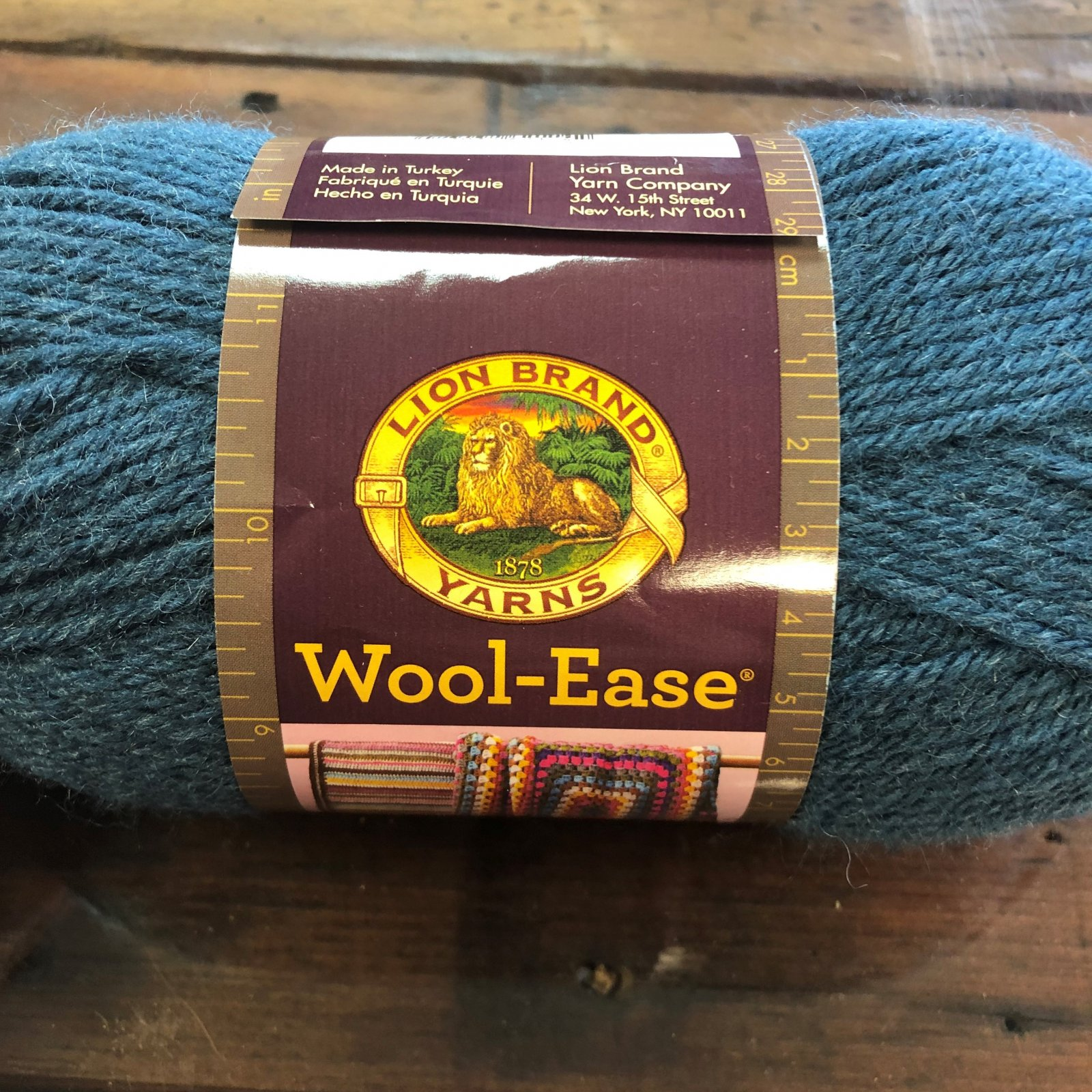 3oz Denim Wool Ease