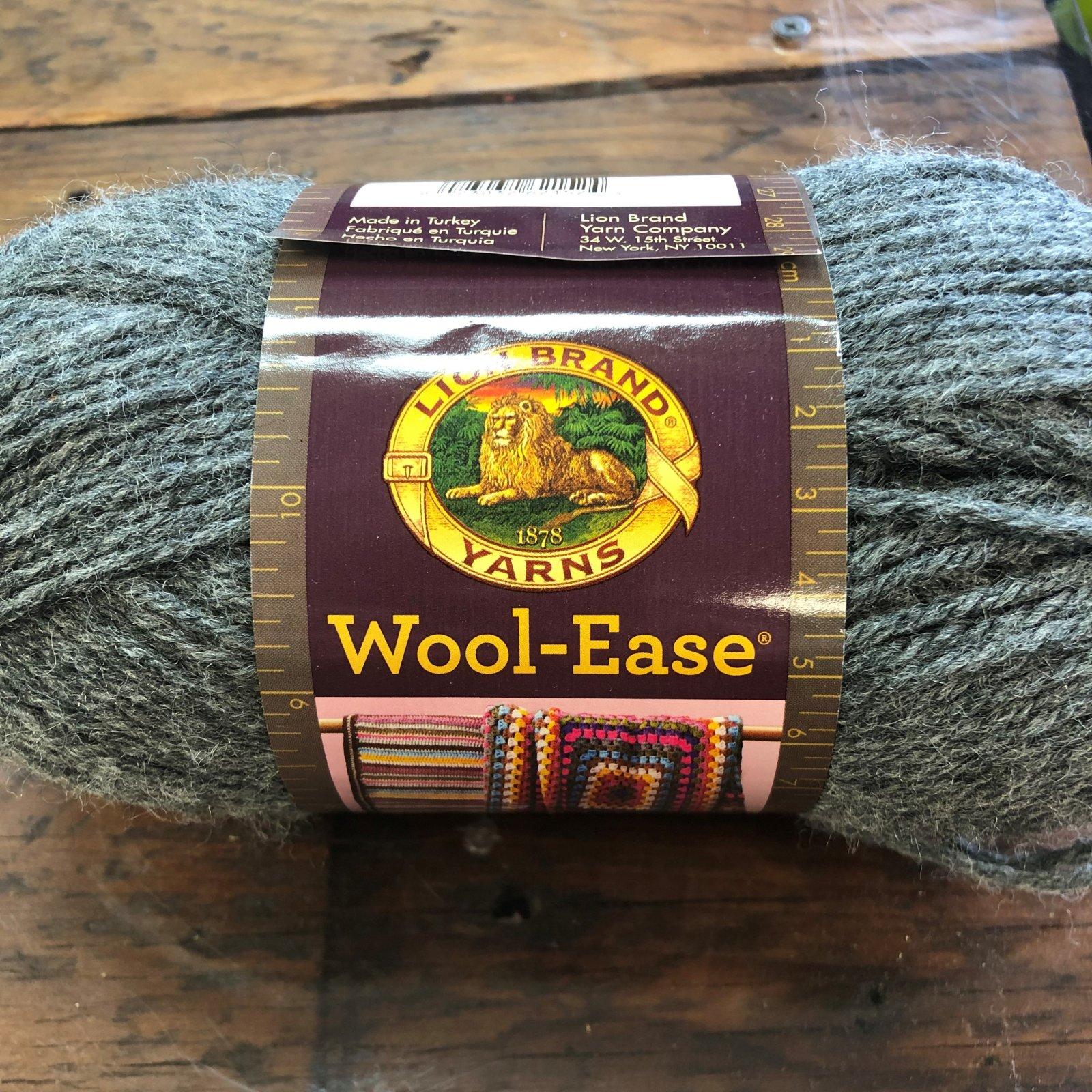 3oz Oxford Grey Wool Ease