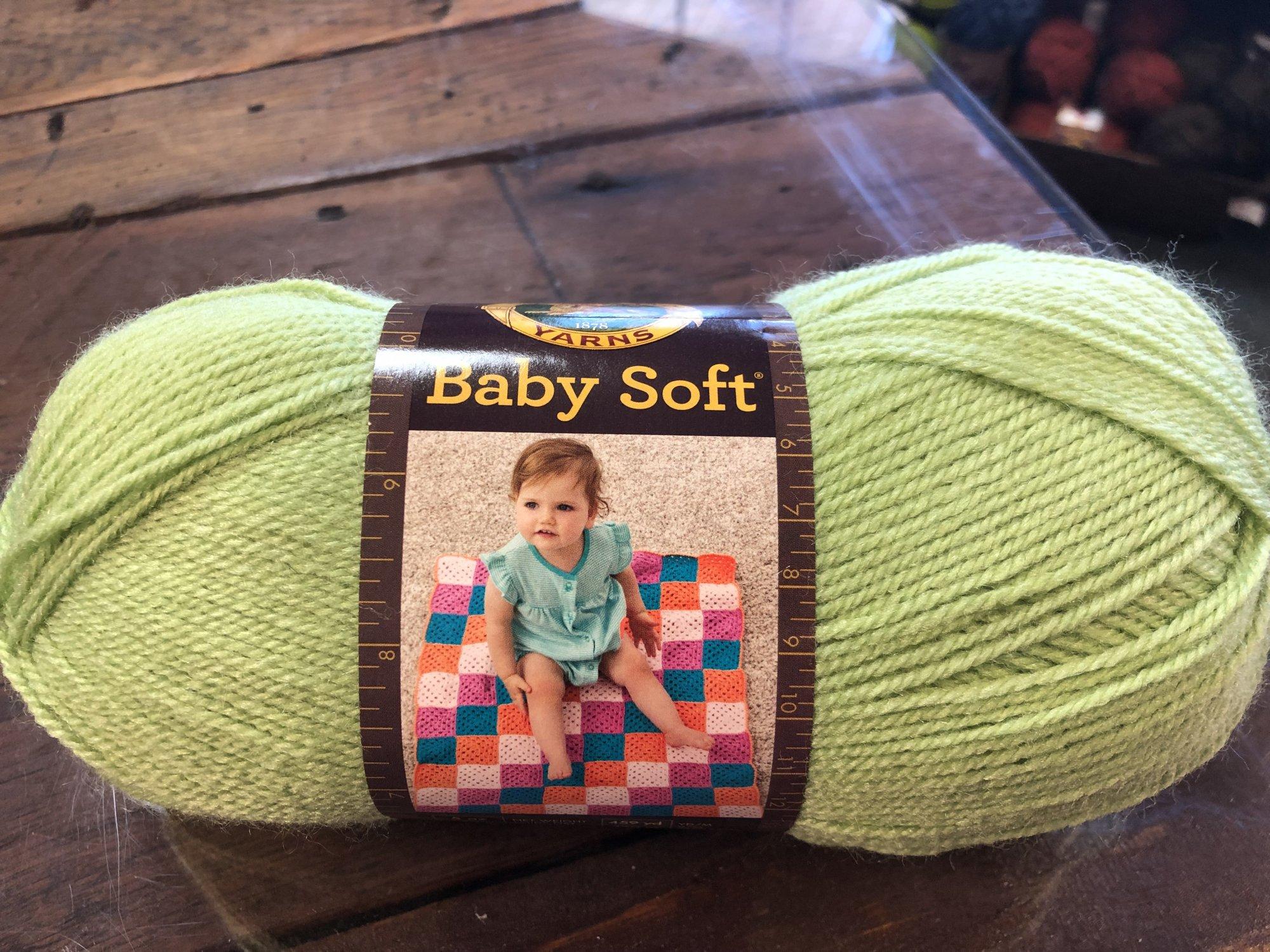 5oz Pistachio Baby Soft