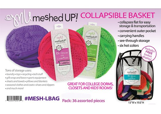 Meshed Up Baskets