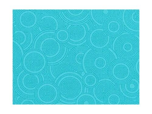 MARIE 108 Quilt Backing - TEAL