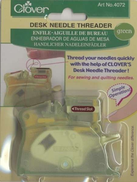 Desk Needle Threader