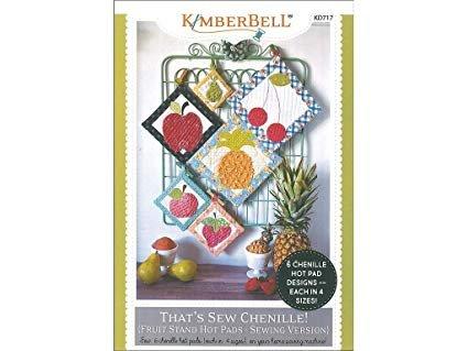 That's Sew Chenille Fruit Kimberbell