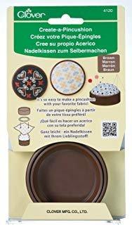 Create a Pincushion - Brown