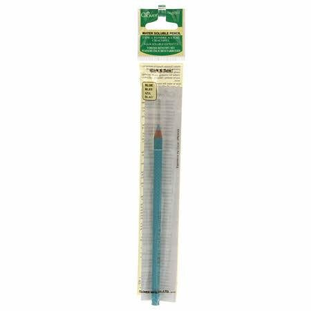 Water Soluble Pencil Blue