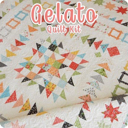 Summer Sweet - Gelato Quilt Kit