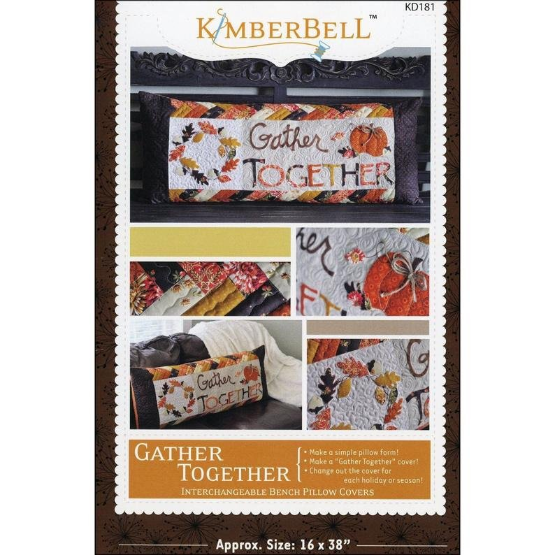 Kimberbell Gather Togetherr -  Sewing