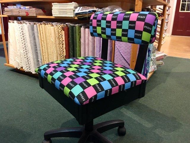 Pfaff Limited Edition Sewing Chair